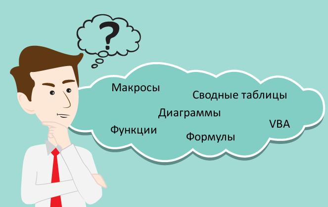 Индивидуальное обучение Excel с репетитором в Москве